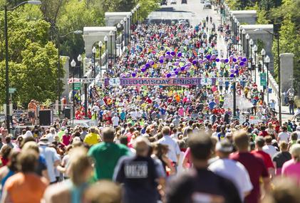 ハーフマラソン男女別平均タイム